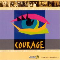 Cover des Courage-Samplers